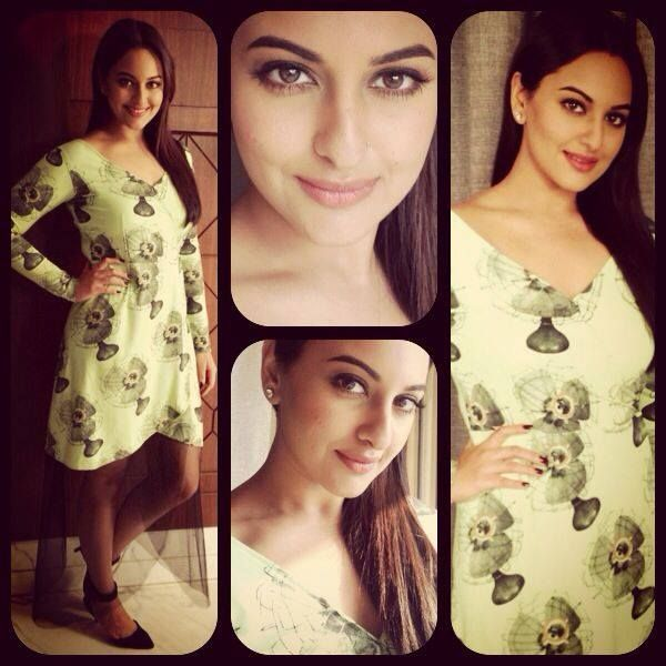 #SonakshiSinha #Celebrities #Bollywood Hindi Movie #Actress. Check out more pictures: http://www.starpic.in/bollywood-hindi/sonakshi-sinha.html