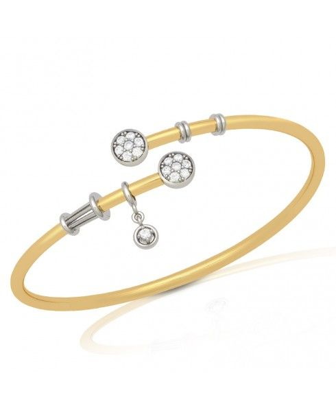 Everyday Wear Spring Bypass Flex Bangles