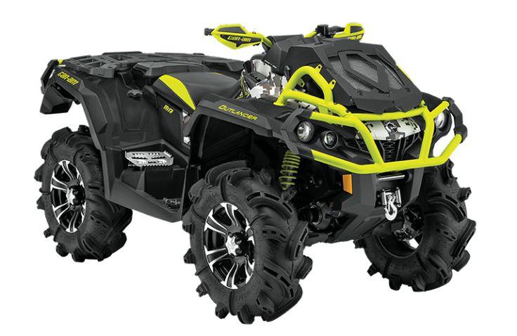 Can-Am ATV - Outlander 1000 XMR