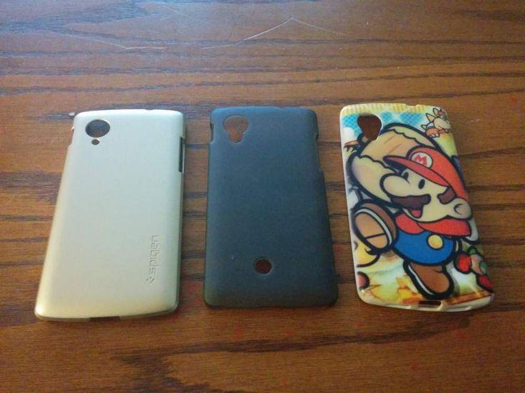 Google Nexus 5 cases, $20 FOR ALL!