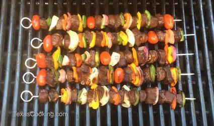 Beef Shish-Kabobs