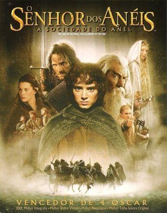Assistir O Senhor dos Anéis - A Sociedade do Anel online Dublado e Legendado no Cine HD
