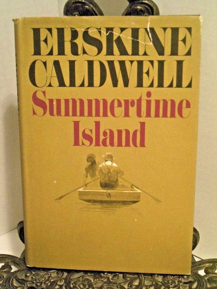 Summertime Island Erskine Caldwell 1st HBDJ Southern White Vs Black Sex Violence