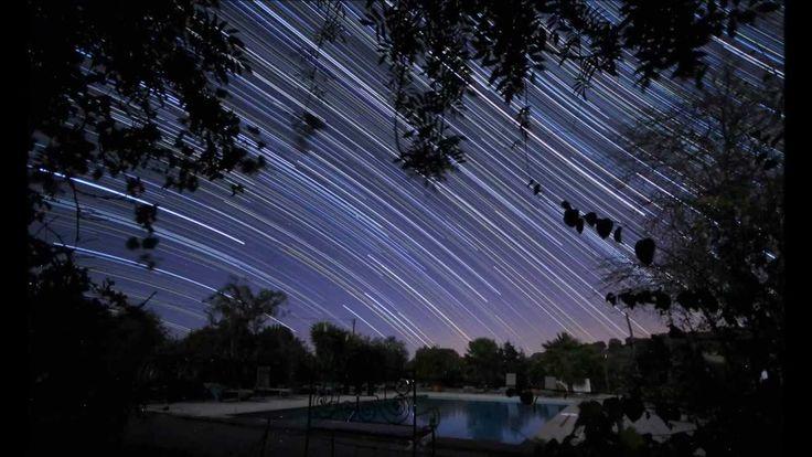 astroFotografia - Imagens à luz das estrelas - Time Lapse movie by Migue...