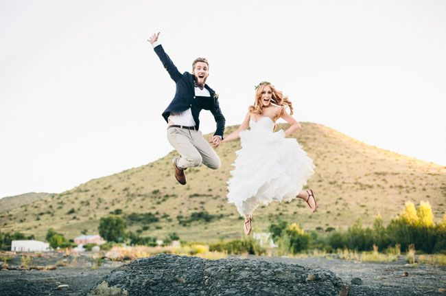south africa bride and groom