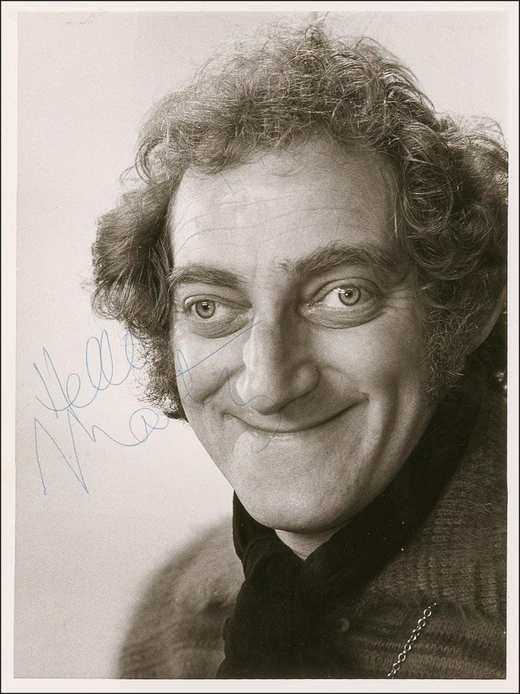 Marty Feldman in Mel Brooks Movies - Young Frankenstein:))