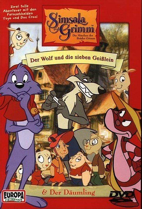 Simsala Grimm - Die Märchen der Brüder Grimm (TV Series 1999- ????)