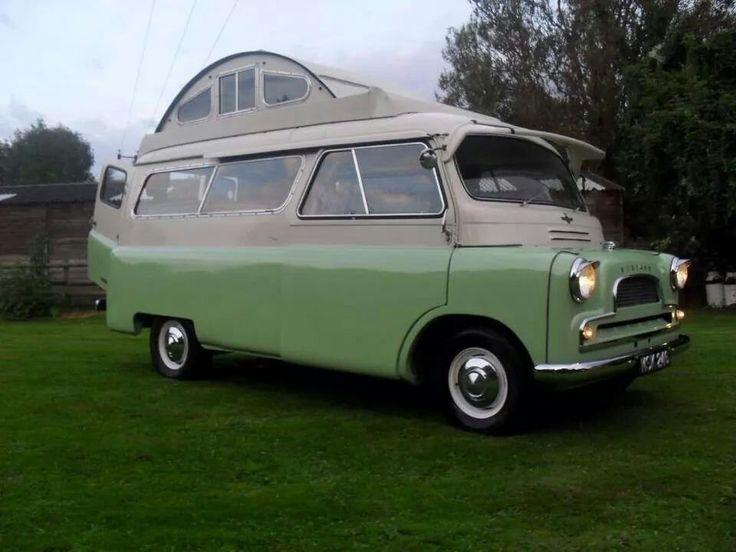 Good old #Bedford Hi-top Camper ............ fred67.com .......