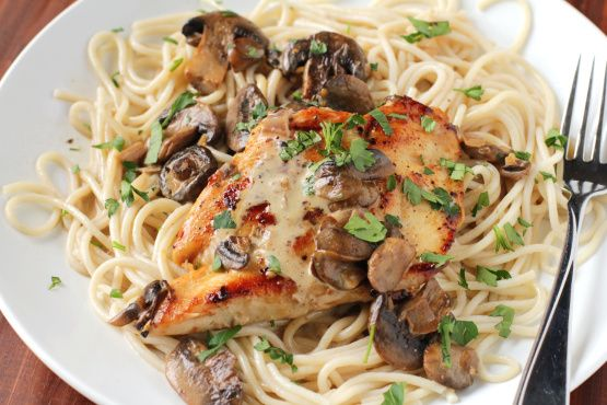 Copycat Recipe For Carrabbas Chicken Marsala Recipe - Food.com