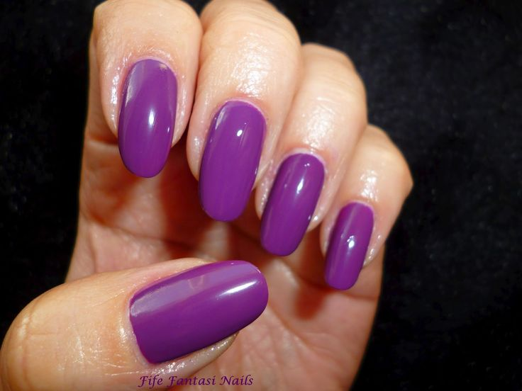 Fife Fantasi Nails : Purple Paradise from HJ Manicure