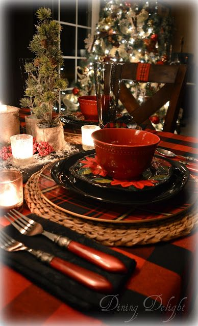 668 Best Christmas Centerpieces Amp Tablescapes Images On