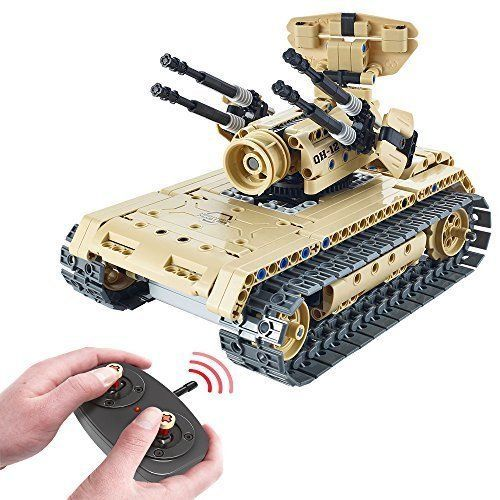 Tank Toy For Boys Construction Military Tank 450 Pcs Birthday Gift Lego Type NEW #Gm