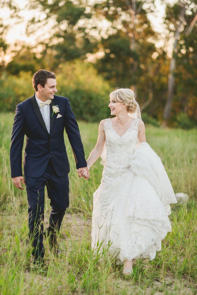 Hannah & Sam Real Wedding Photographer Nick Evans Photography Brisbane Brookwater Glasshouse Photography Locations