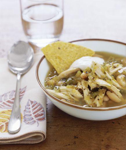 15 Minute Meals: Southwestern Chicken Soup