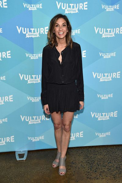 Actress Danielle Schneider attends Bitch Sesh at the 2017 Vulture Festival at Milk Studios on May 20, 2017 in New York City.