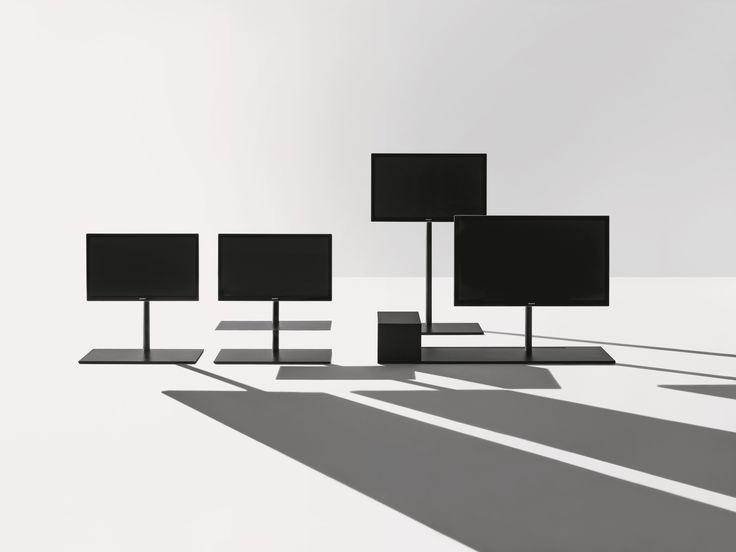 les 25 meilleures idées de la catégorie meuble tv pivotant sur ... - Meuble Tv Pivotant Design