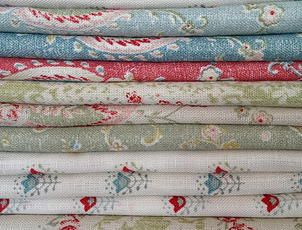 Ernest and Matilda Fabrics