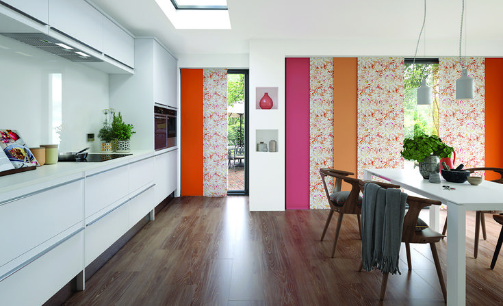 We have a stunning array of patterns, styles and colours available for your blinds at Solar Sunshades in Cardiff & Bridgend.