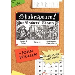 Shakespeare for Readers' Theatre is a Readers' Theatre collection of three of Shakespeare's plays in abridged form. Drama and English instructors can use Reader Theater to quickly involve students in reading and performing Shakespeare. In this first book of the series, three of Shakespeare's most beloved plays are presented: Hamlet, Romeo and Juliet, as well as Midsummer Night's Dream, and have been trimmed while keeping Shakespeare's beautiful language.