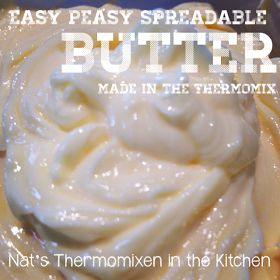 Is anyone making butter and spreadable butter? We have just been talking about this over at my Facebook page     If you look at the ing...
