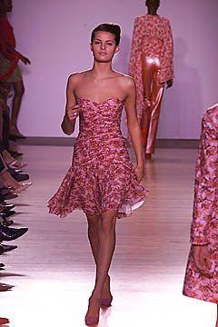 Tuleh Spring 2001 Ready-to-Wear Fashion Show - Isabeli Fontana