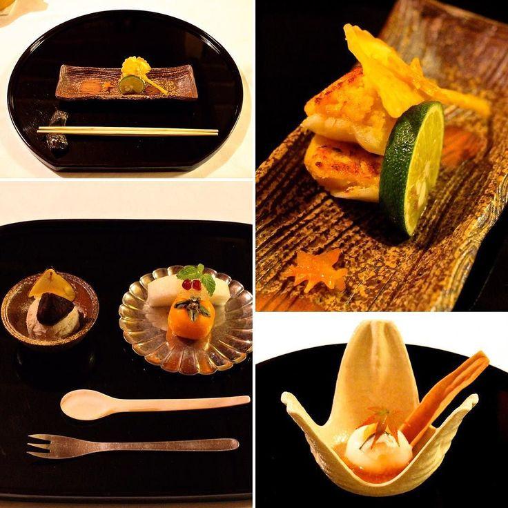 #foodstorytour  #kaiseki#japanesefood#japan#gifu#foodporn#instafood by seungbae.cho