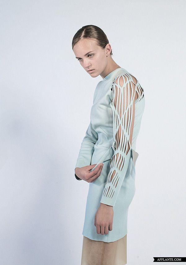 Dis/sect 2013 Fashion Collection // Minette Shuen   Afflante.com