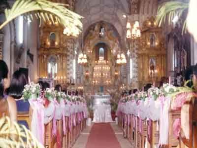 90 best catholic wedding help images on pinterest wedding pew decorations fandeluxe Gallery