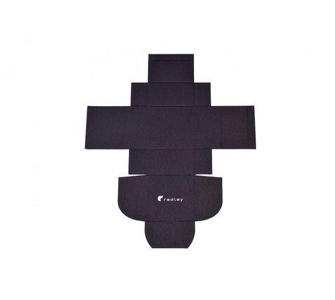 Caixa de papel color plus preto montável sem cola. Embalage para brinde corporativo.Temos vários modelos e acabamentos. PUBLICO ALVO Embalagens e Projetos Espec