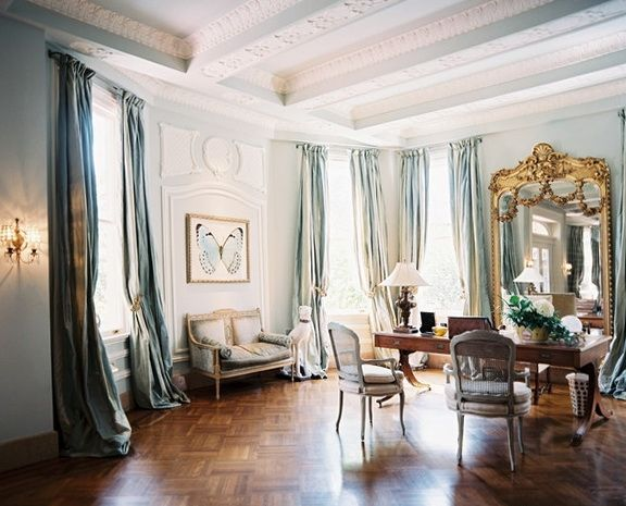 French Style Guest Room – Inspirations