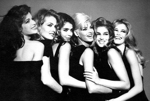90's supermodels