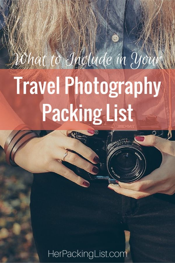 The travel photography products roundup explains everything camera-related for your next trip. What will you add to your travel photography packing list?
