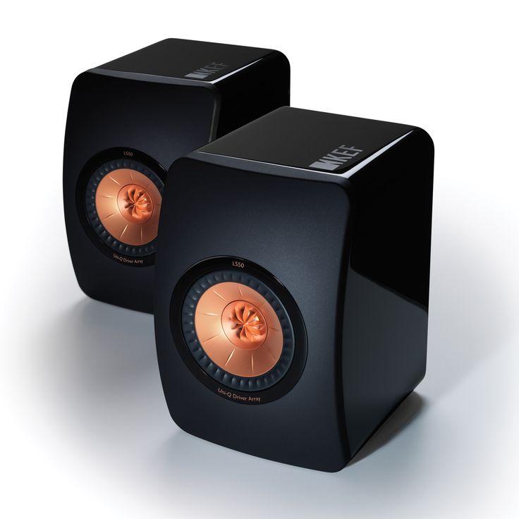 Sevenoaks Sound and Vision - KEF LS50 Speakers