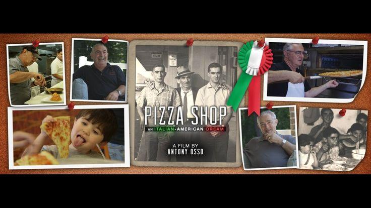 PIZZA SHOP: An Italian-American Dream - OFFICIAL TRAILER