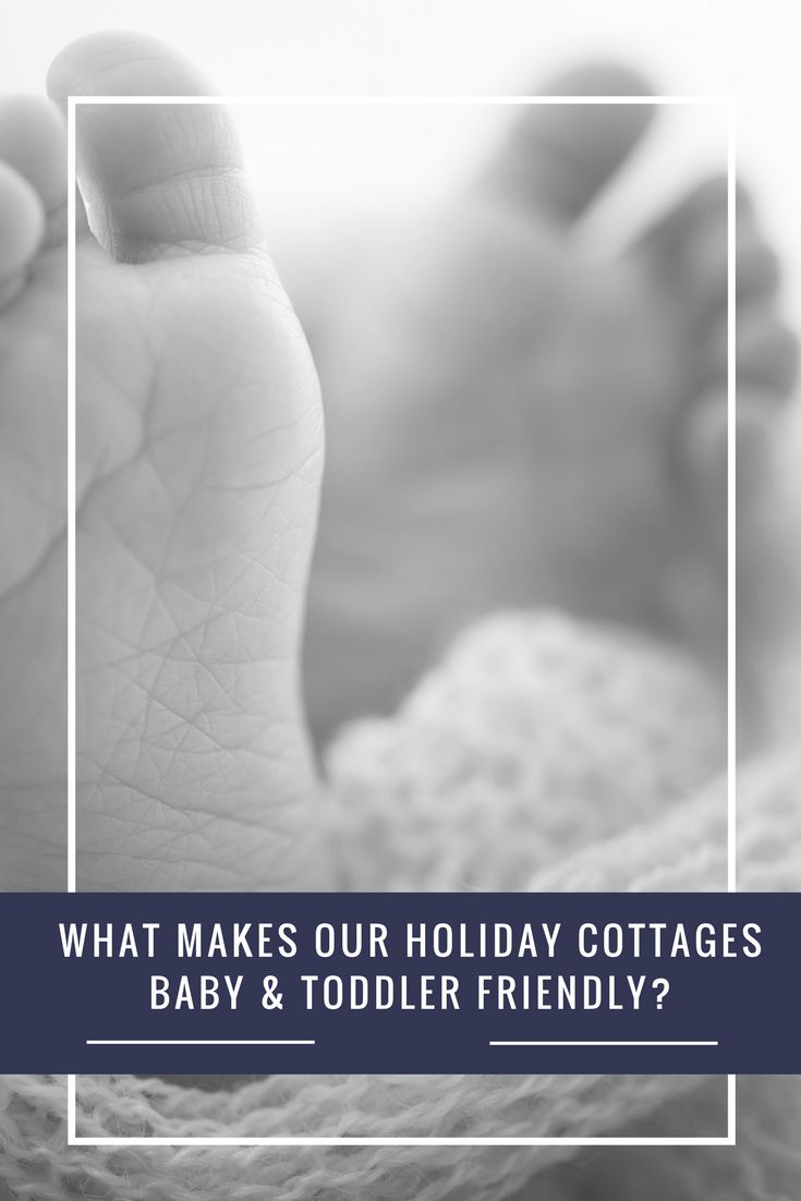 Find out what additional items are provided in our Baby & Toddler Friendly cottages to make your stay more comfortable and our holiday cottages ideal for families.
