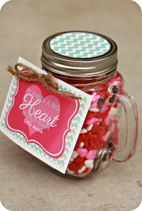 Best 25 DIY Valentines teacher gifts ideas on Pinterest  DIY