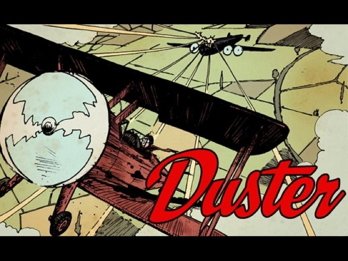 Pin on Duster Graphic Novel Reference