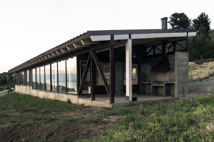 ERZ House / Cristián Berríos Arquitecto