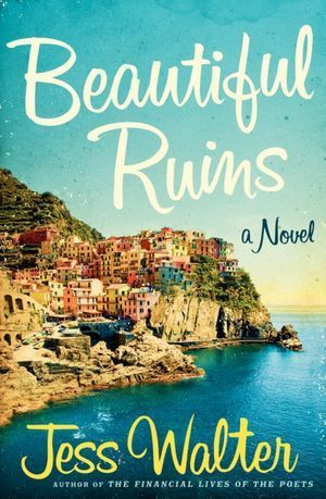 Beautiful Ruins by Jess Walter. A bright, engaging,  romance with whispers of Old Hollywood glamor. Click though for full review. Via Diamonds in the Library.