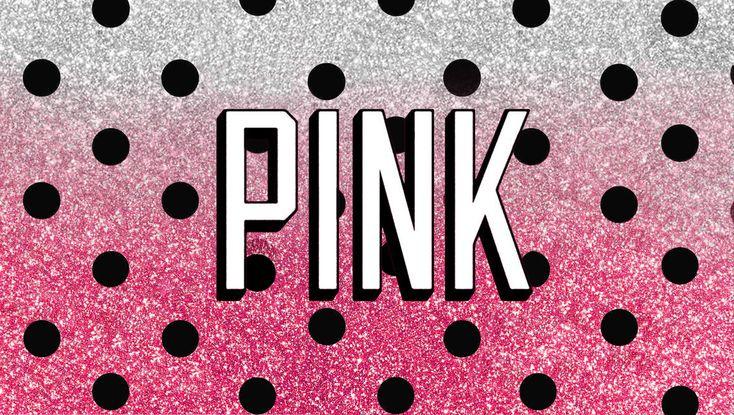 Victoria Secret Love Pink Background | Pink Galaxy Background Tumblr