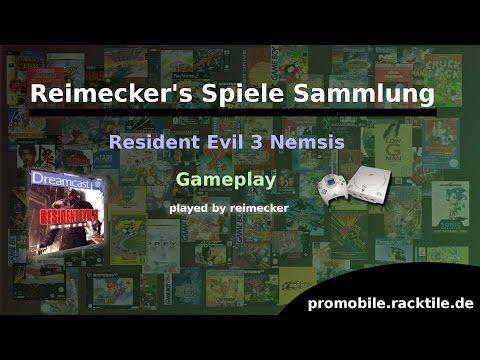 Reimecker's Spiele Sammlung : Resident Evil 3