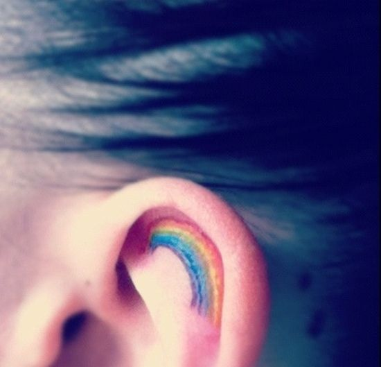 rain bow tattoo (5)