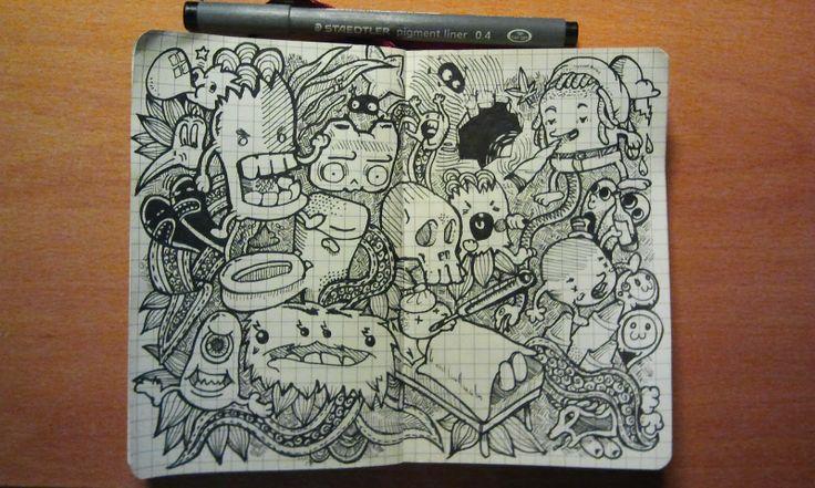 Cristian Sánchez Reus: Doodle 1