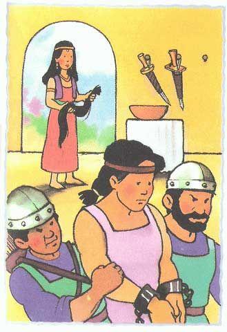 53 best Bible OT: Samson images on Pinterest | Sunday ...