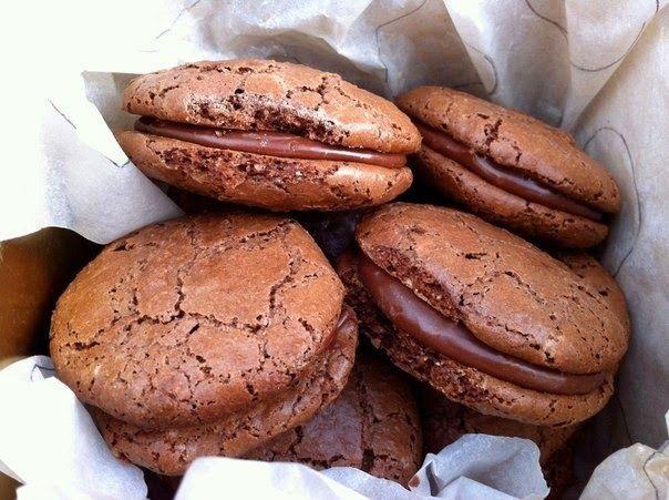 шеф-повар Одноклассники: Шоколадные макаруны