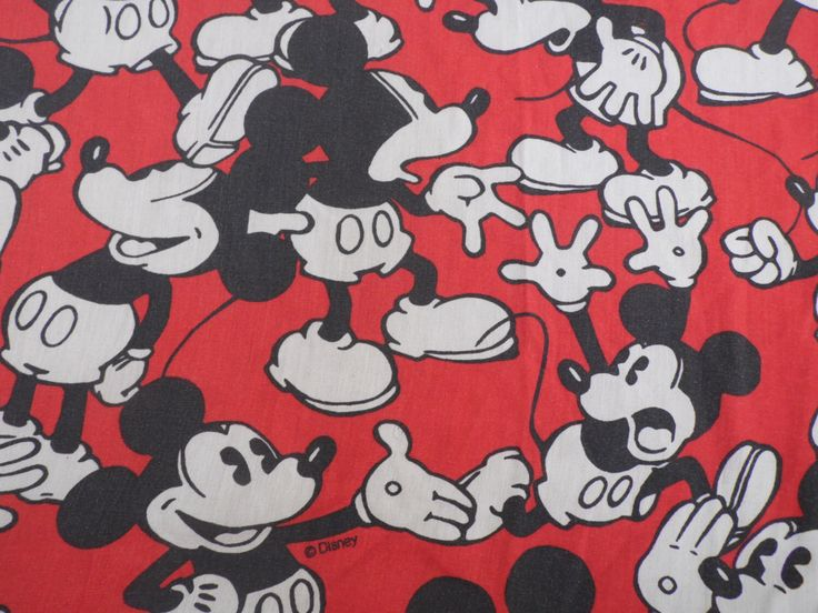 Mickey Mouse Sheets/Fitted Sheet/Vintage Mickey Mouse/Disney Sheets/Twin Sheets/Mickey Mouse/Vintage Sheets/Disney Bedding/Disney by OldSteamerTrunkJunk on Etsy https://www.etsy.com/listing/255390869/mickey-mouse-sheetsfitted-sheetvintage