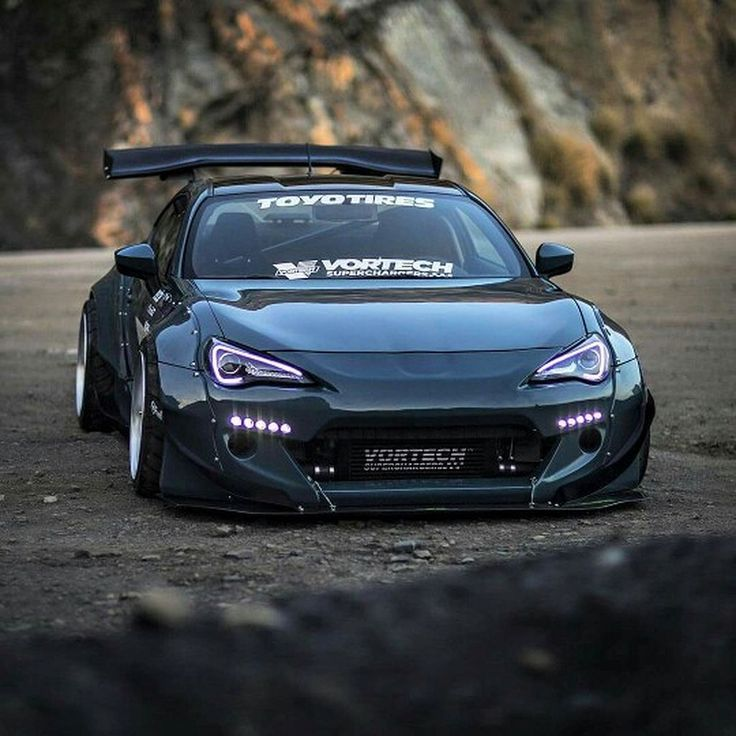 Absolutely Rad Toyota 86 With a Custom Style JDM