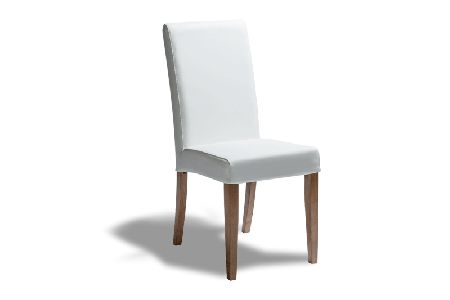 Gatsby Dining Chair - White / Vaucluse