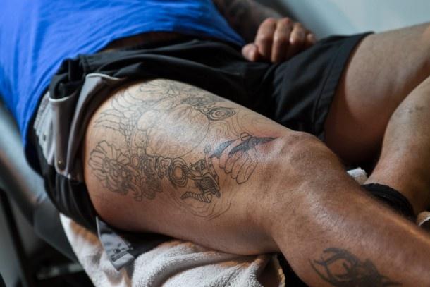 Tattoo Beurs 2013
