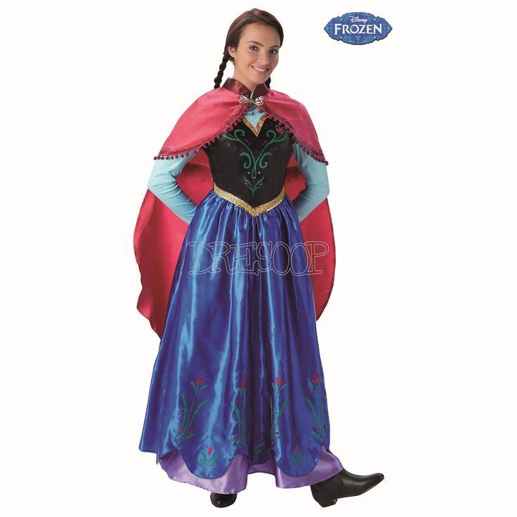 Disfraz Anna para adulto - Dresoop.es